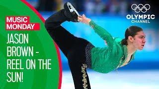 Jason Brown's Riverdance Short Program at Sochi 2014 |Music Monday