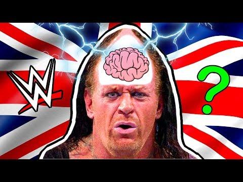 WWE UK QUIZ - I CHALLENGE YOU!