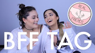 BEST FRIEND TAG! - Calle y Poché