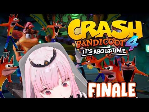 【CRASH BANDICOOT 4】FINALE (FOR REAL THIS TIME) #hololiveEnglish #holoMyth