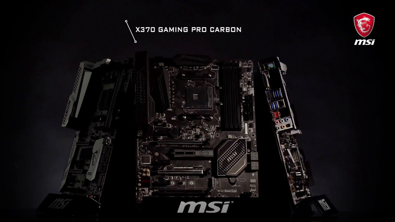 Rise back to glory with MSI and AMD RYZEN!