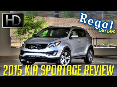 Regal Kia Lakeland >> 2015 Kia Sportage Review & Test Drive at #RegalLakeland ...