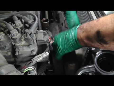 Ford Ranger Complete A/C Repair, Removing A/C Components – Part 1