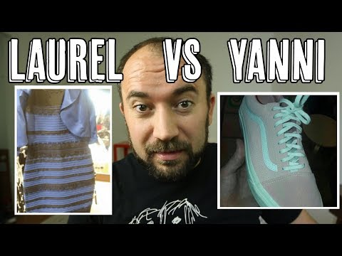 Laurel vs Yanni. Yes, I'm Going To Talk About It.