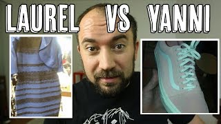 Laurel vs Yanni • WheezyWaiter