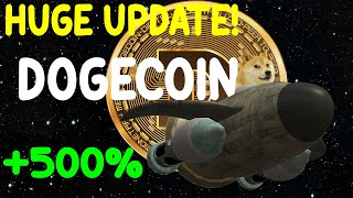 THE REAL REASON WHY IS DOGECOIN DROPPING?! HUGE UPDATE AND PREDICTIONS!