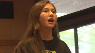 米子から世界を目指します!1日、米子市で、あるガールズグループのオーディションが行われました。未来のスターを目指し集まった少女たち。コロナの逆境に負けず、夢を ...