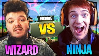 Ninja VS Wizard Jo! [Fortnite]
