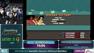 Serious Sam: The Random Encounter by altabiscuit in 21:15 - SGDQ 2016 - Part 106