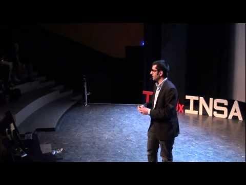 D'ingénieur à entrepreneur : Viken Kojakian at TEDxINSA (French)