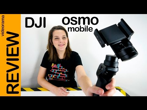 DJI Osmo Mobile review en español | 4K UHD