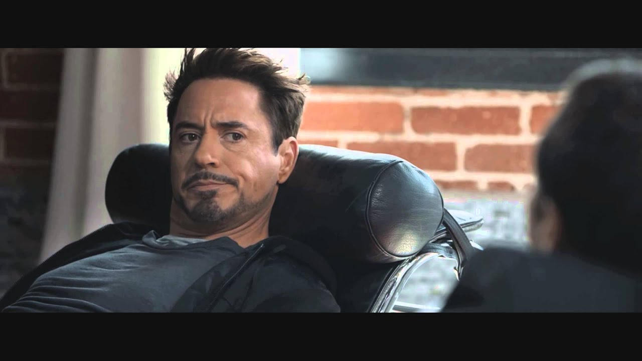 10. Iron Man 3. Iron Man movies contain undeniable humor and charm. Hence, it seemed only fit for the franchise's last film to have a hilarious credits scene. In the scene, Tony Stark is narrating his story. It appears that he might be taking a counseling session. But as the camera turns, we see that he is telling it to Bruce Banner. The funny part is that Banner falls asleep bored of Tony's stories and then says that he is not that type of a doctor.
