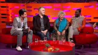 The Graham Norton Show - Miriam's Helping Hand