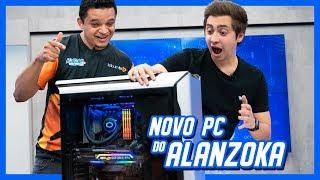 Monte Seu PC Feat. Alanzoka #KabumTV