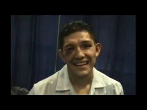 David Diaz Bisaya Interview after Pacquiao fight