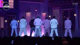 BTS (방탄소년단) '작은 것들을 위한 시 (Boy With Luv)Dance Practice (Mirrored)