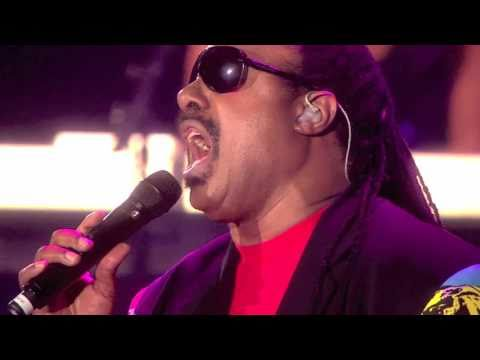 Stevie Wonder - Part Time Lovers - Live At Last (HD) thumbnail