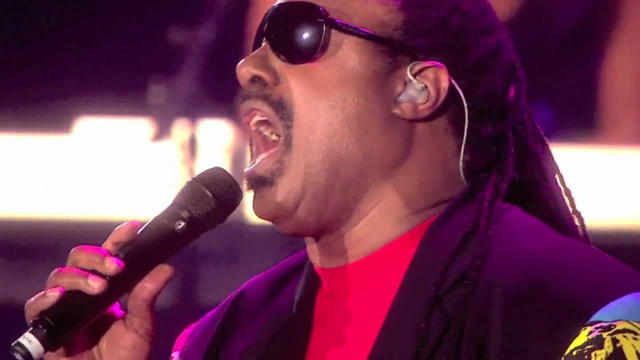 Stevie Wonder - Part Time Lovers - Live At Last (HD)