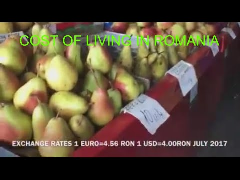 Cost of living in Bucharest Romania. Piata Obor part II