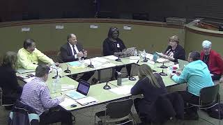 November 20, 2017 ISD 279 School Board Work Session
