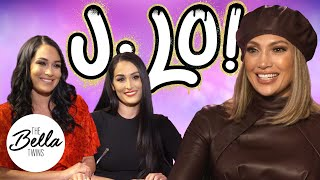The Bella Twins interview JENNIFER LOPEZ for HUSTLERS!
