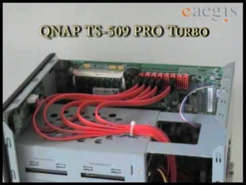 QNAP TS-509Pro TurboNAS Driver