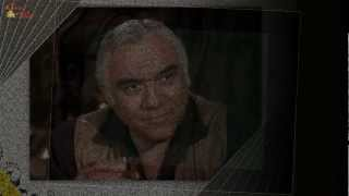 BONANZA ♦.♦.♦ Lorne Greene ♦ With Love...♦ In Memory..♦.♦.♦.