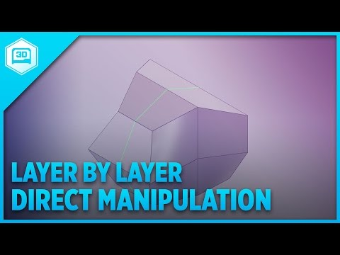 Layer by Layer - Direct Manipulation