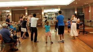 Azerbaijani Yalli Dance Lesson