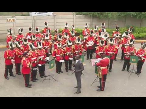Power Breakfast: KDF Military Band