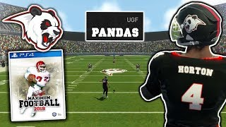 New CFB game for $30. Is it any good? (Maximum Football 2019)