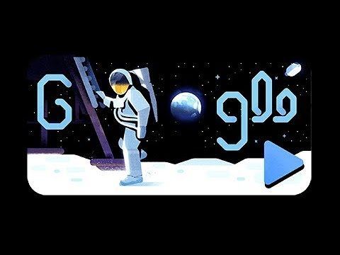 Apollo 11 Space Mission: Google Celebrates 50th Anniversary of the Moon Landing With a Doodle Video
