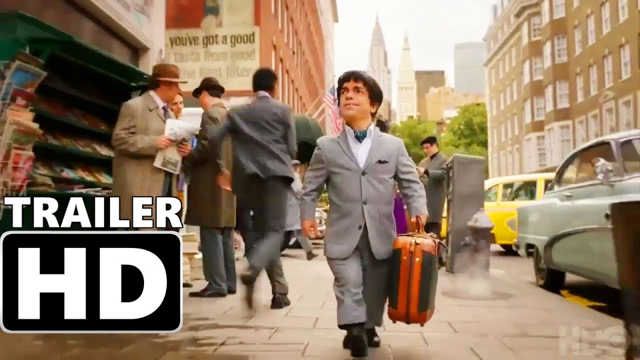 Download MY DINNER WITH HERVE - Official Trailer (2018) Peter Dinklage Drama Movie