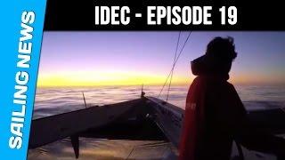 IDEC - Trophée Jules Verne - Episode 19- Dans les filets de Francis Joyon