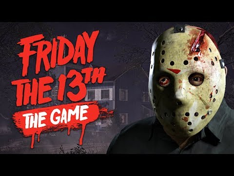 FRIDAY THE 13TH GAME on FRIDAY THE 13TH!! (NEW JASON DLC)