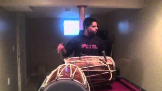 Thrift Shop by Macklemore - Dhol Cover