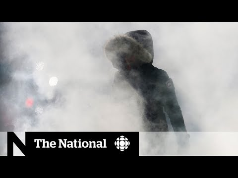 'Extremely dangerous' cold weather grips millions in Canada and the U.S.