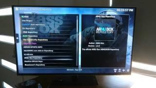 Install Tv Desi Zone from the Fusion Repo on Kodi