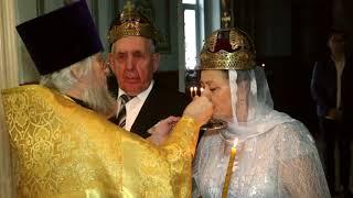 Православное венчание в церкви видео таинства свадьбы