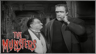 Herman Gets Fired   The Munsters