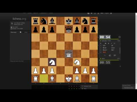 Chess Addiction Demostrated