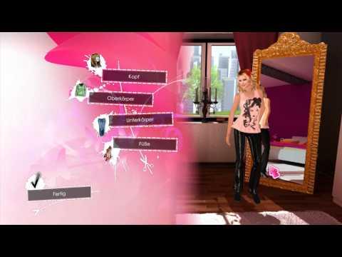 Let's Play Germany's Next Topmodel 2011 #001 [Deutsch] [HD]