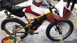 2015 Salsa Buchsaw Mountain Bike - Walkaround - 2015 Salon Du Velo De Montreal