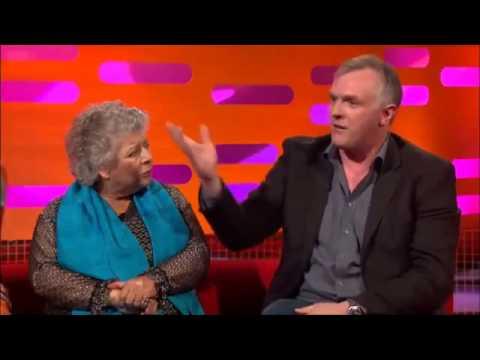 The Graham Norton Show S11x11 willi.am, Miriam Margolyes, Greg Davies, Adam Lambert Part 2