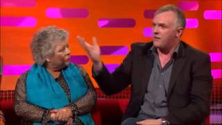 The Graham Norton Show S11x11 willi.am, Miriam Margolyes, Greg Davies, Adam Lambert Part 2