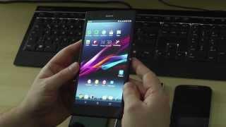 Sony Xperia Z Ultra im Test