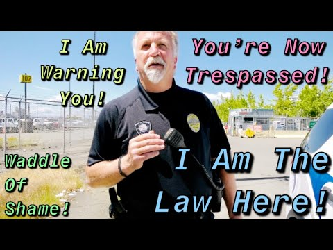 Seattle Port Police Gets Put In Check & Educated For Infringing On Our Rights-1st Amendment Audit