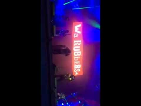 WA  Rubbers @ VROX 2017