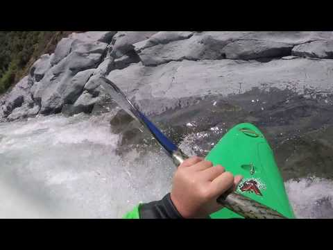 Chamberlain's Falls Rapid, North Fork American River, 640 cfs, May 2018