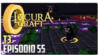 LOCURACRAFT 3 - EP 55   Invocación de demonios - Witchery   MINECRAFT SERIE DE MODS